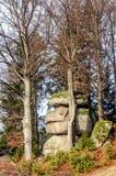 Granite Stone in Upper Austria Royalty Free Stock Image