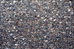 Granite stone wall background texture Royalty Free Stock Photography