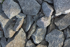 Granite stones Royalty Free Stock Photo