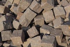Granite stones Royalty Free Stock Images