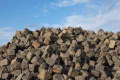 Granite stones Royalty Free Stock Image