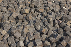 Granite stones Stock Photography