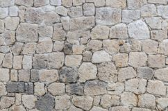 Close up granite surface. Granite surface background shot with natural light Royalty Free Stock Photo