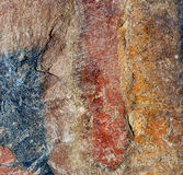 Granite surface texture. Royalty Free Stock Photo