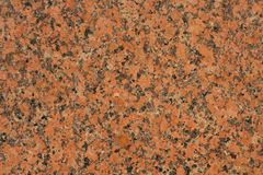 Granite texture background.Red granite textures. royalty free stock photography