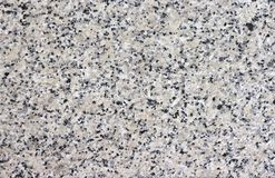 Granite Texture, Red Base with Black and Gray Spots. Close up stock image