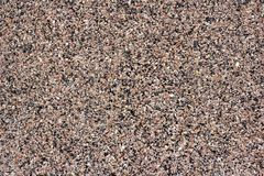 Granite Texture, Red Base with Black and Gray Spots stock photos