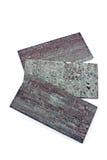 Granite texture samples Stock Images