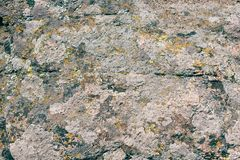 Granite texture stones rock stock image