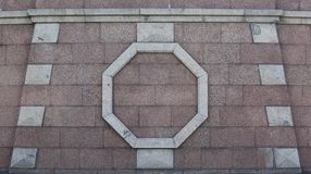 The granite tile royalty free stock photography