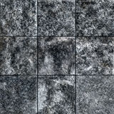 Granite tiles Royalty Free Stock Images
