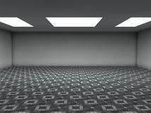 Granite tiles room royalty free illustration