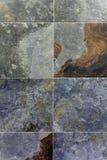 Granite tiles. Traditional Italian gray granite wall tiles texture royalty free stock photography