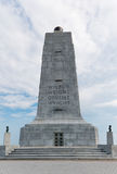 Granite Tower Commemorating Wilbur and Orville Wright Royalty Free Stock Photos