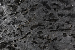 Granite is used in house construction in many places. High resolution photo Stock Image