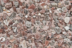 Granite wall Royalty Free Stock Images