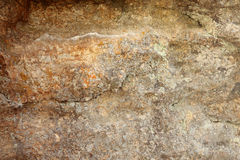 Granite wall background. Brown granite wall background or texture Royalty Free Stock Images