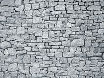 Granite wall background texture. Granite stone wall Stock Image