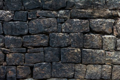 Granite wall background Royalty Free Stock Images