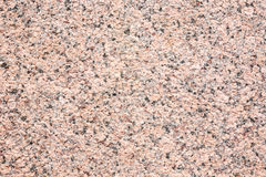 Granite Wall Closeup Stock Photo