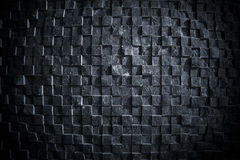 Granite wall Stock Photography