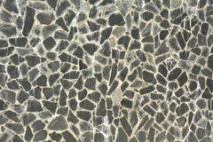 The granite wall. Stock Photo