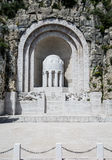 Granite War Memorial in Nice Royalty Free Stock Image