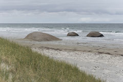 The Granites Beach, Coorong, South Australia Royalty Free Stock Photography