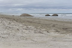 The Granites Beach, Coorong, South Australia Stock Image