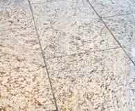 Granitgolv Arkivfoto