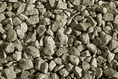 granitgrus fotografering för bildbyråer