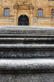 Granitic steps Royalty Free Stock Photo