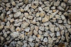Granitkiesbeschaffenheit stockbild