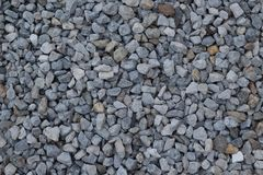 Granitkiesbeschaffenheits-Materialstein Lizenzfreie Stockfotos