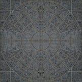 Granitmosaik Stockbilder