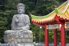 Granito Buddha imagenes de archivo