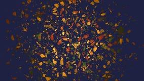 Granito de mármore background_2 Imagens de Stock Royalty Free