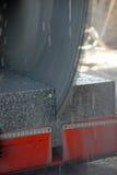 Granito del corte Foto de archivo libre de regalías