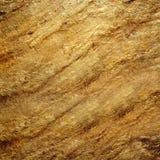 Granito dorato Immagini Stock Libere da Diritti