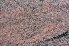 Granito multicolore Fotografia Stock