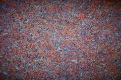 Granito rojo Imagenes de archivo