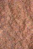 Granito rosado Foto de archivo libre de regalías