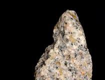 Granito-sodio Foto de archivo libre de regalías