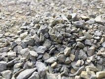 Granito, struttura della ghiaia, primo piano fotografia stock