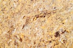 Granitowa naturalna kamienna tekstura Obrazy Royalty Free
