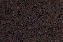 Granitowa tekstura, Brown baza z czernią i szarość punkty, fotografia royalty free