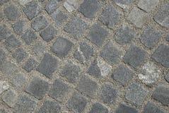 Granitplasterung Stockfotos