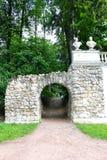Granits en pierre d'Arch Image libre de droits