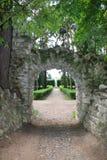 Granits en pierre d'Arch Photos stock