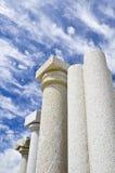 Granitspalten Lizenzfreies Stockfoto